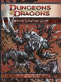 Eberron Campaign Guide: A 4th Edition D&D Supplement