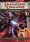 Death's Reach: An Adventure for Characters of 21st-23rd Level (D&D Adventure Series)