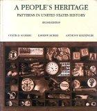 A People's Heritage: Patterns in United States History