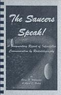 Saucers Speak - George H. Williamson - Other Format