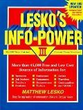 Lesko's Info-Power III