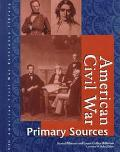American Civil War Primary Sources