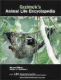 Grzimeks Animal Life Encyclopedia Mammals