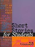 Short Stories for Students