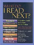 What Do I Read Next 2007