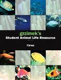 Grzimek's Student Animal Life Resource Fishes