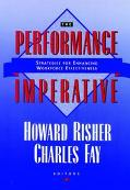 Performance Imperative: Strategies for Enhancing Workforce Effectiveness - Charles Fay - Har...