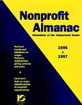 Nonprofit Almanac 1996-1997 Dimensions of the Independent Sector