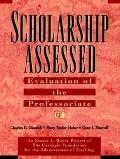 Scholarship Assessed Evaluation of the Professoriate