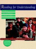Reading for Understanding A Guide to Improving Reading in Middle and High School Classrooms