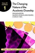 Changing Nature of the Academic Deanship