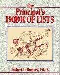 Principal's Book of Lists