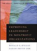 Improving Leadership in Nonprofit Organizations