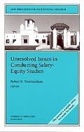 Unresolved Issues in Conducting Salary-Equity Studies
