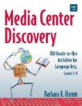Media Center Discovery 180 Ready-To-Use Activities for Language Arts, Grades 5-8