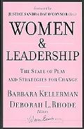 Women and Leadership The State of Play and Strategies for Change