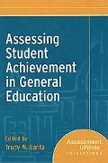 Assessing Student Achievement in General Education