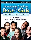 Strategies for Teaching Boys and Girls -- Secondary Level
