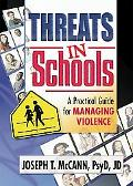 Threats in Schools A Practical Guide for Managing Violence