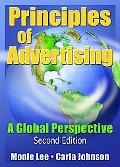 Principles Of Advertising A Global Perspective