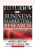 Fundamentals of Business Marketing Research