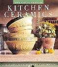 Kitchen Ceramics (Everyday Things Series) - Suzanne Slesin - Hardcover - 1st Edition