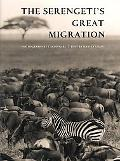 Serengeti's Great Migration - Harvey Croze - Hardcover