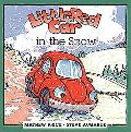 Little Red Car in the Snow - Mathew Price - Hardcover