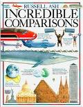 The Incredible Comparisons - Russell Ash - Hardcover - 1st American ed