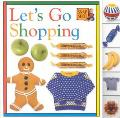 Tab Board Books: Let's Go Shopping - Snapshot Books - Board Book - BOARD