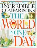 The World in One Day - Russell Ash - Hardcover