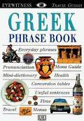 DK Eyewitness Travel Guides Greek Phrase Book