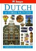 Hugo: Dutch In Three Months (with Cassette) - Dorling Kindersley Publishing - Audio - 4 Cass...