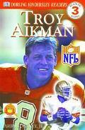 DK NFL Readers: Troy Aikman (Level 3: Reading Alone) - James Buckley - Paperback - 1 AMER ED