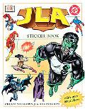 Jla Sticker Book