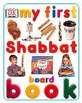 My First Shabbat Book