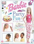 Barbie Party Fun Activity Book