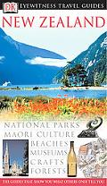 Dk Eyewitness Travel Guides New Zealand