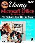 Using Microsoft Office for Windows 95