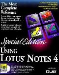 Special Edition Using Lotus Notes 4 - Cate Richards - Hardcover