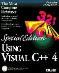 Special Edition Using Visual C++ 4