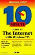 10 Minute Guide to the Internet with Windows 95 - Galen A. Grimes - Paperback