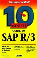 10 Minute Guide to Sap R/3 - Deanna Wright - Hardcover