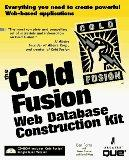 The Cold Fusion Web Database Construction Kit