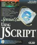 Special Edition Using Jscript - Mark Reynolds - Paperback