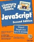 Complete Idiot's Guide to Javascript - Aaron Weiss - Paperback - 2ND