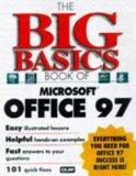 The Big Basics Book of Microsoft Office 97