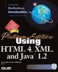 Using Html 4, Xml, and Java 1.2