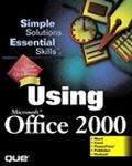 Using Microsoft Office 2000