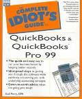 The Complete Idiot's Guide to QuickBooks and QuickBooks Pro 99 - Gail Perry - Paperback